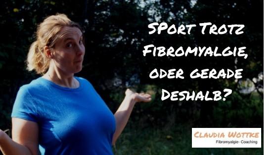 Sport trotz Fibromyalgie oder gerade deshalb?