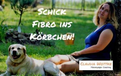 Schick Fibro ins Körbchen.