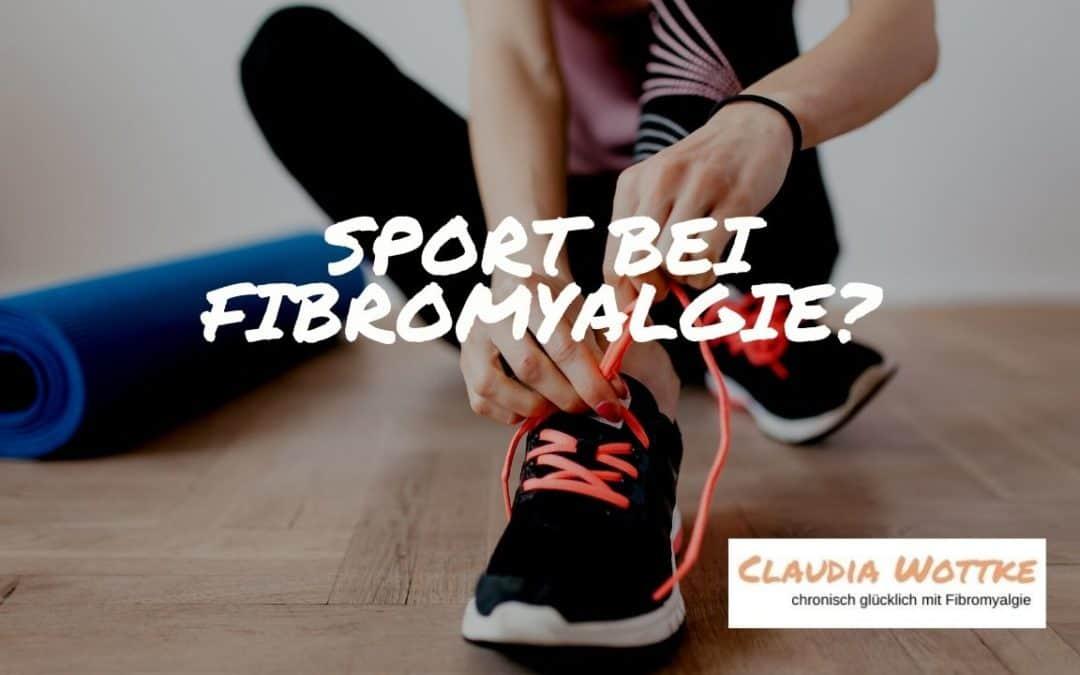 Sport bei Fibromyalgie?